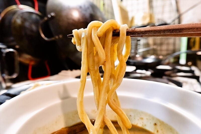 『中華蕎麦 とみ田 濃厚魚介豚骨つけめん』冷凍15
