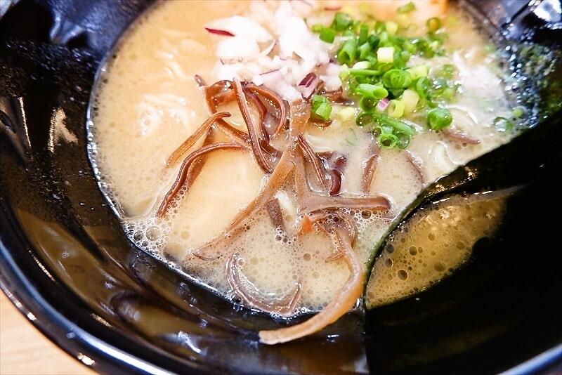 『麺や ZEっ豚』白とんこつラーメン5