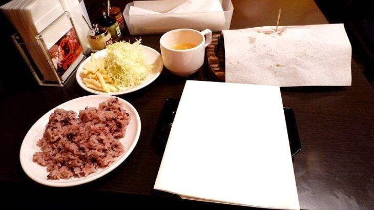『やっぱりステーキ町田店』ライス&サラダ食べ放題で1200円ですと?