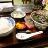 """【沖縄郷土料理】『大衆食堂ミルク』で""""いかすみ汁""""などイカがでしょう?【ミルク食堂"""