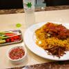 【タイ】ナナ駅ら辺にある中東街に行ってマトン・ビリヤニを食べる話@バンコク