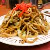 『若月』でラーメン&焼きそば&餃子を食べてみたのです@新宿【閉店】