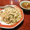 『ひかり』炒飯480円なら餃子も食べるっしょ?@『中華料理ひかり』神田