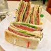 神田『珈琲専門店エース』海苔トーストでモーニングセット的な!