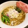 """『六郷』で限定の""""特濃煮干し豚骨""""なるラーメンを食べてみたのです@ほぼ東京都町田市"""