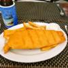 パタヤに行ったら『フライデイ』のフィッシュ&チップスは、どうでしょう?@タイ