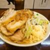 """『麺屋歩夢』""""小豚ラーメン""""ニンニクヤサイアブラをキメる!@相模原"""