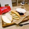 『コッペんどっと綱島店』コッペパンにラーメンサラダですと?@アピタテラス横浜綱島