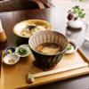 『カフェ中野屋』パフェでは無く「うどんを食べる」と言う選択肢@町田